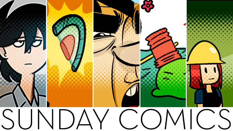 Sunday Comics: Are You OK?