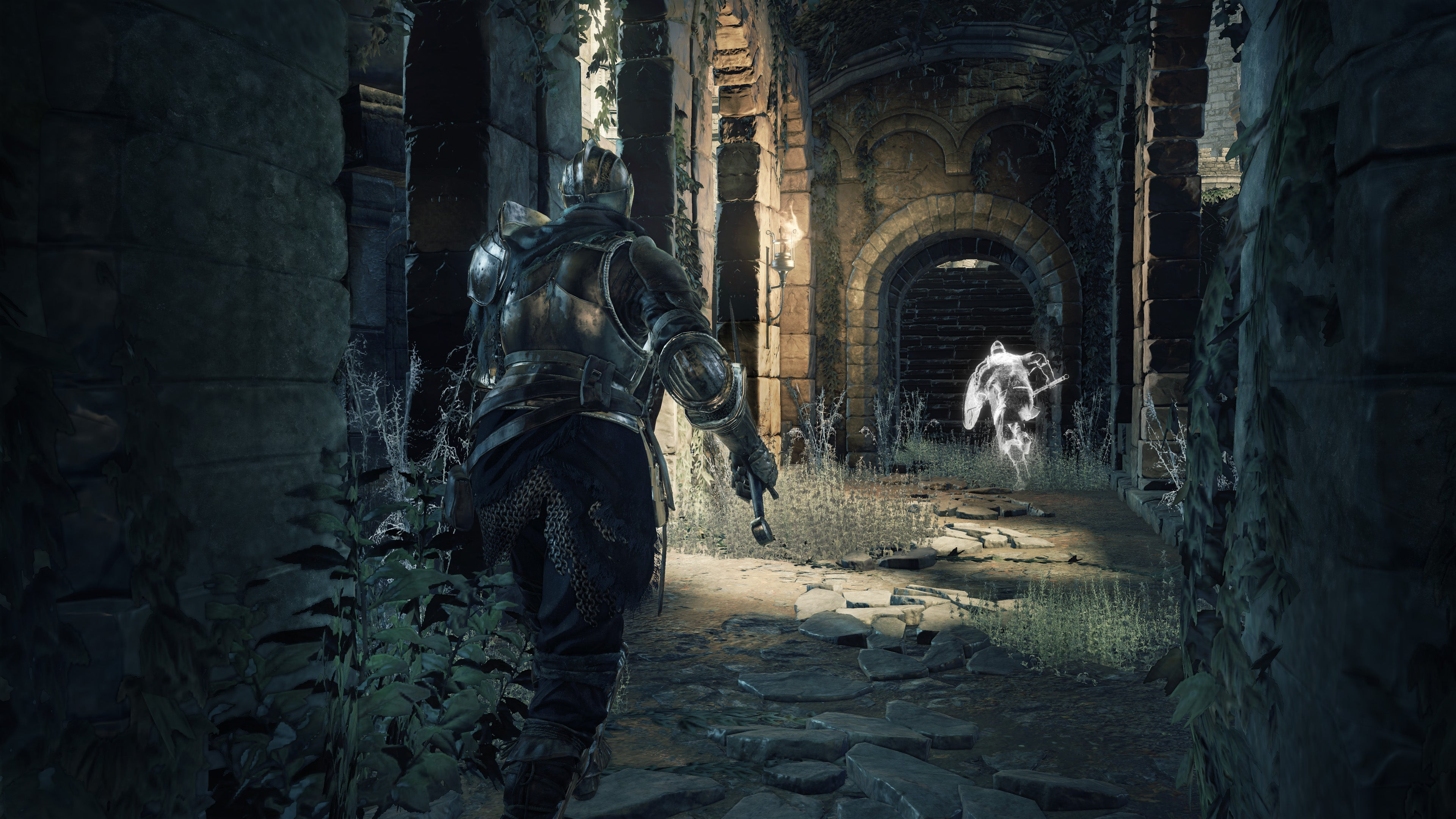 The Joy Of Helping Other Players Survive Dark Souls 3