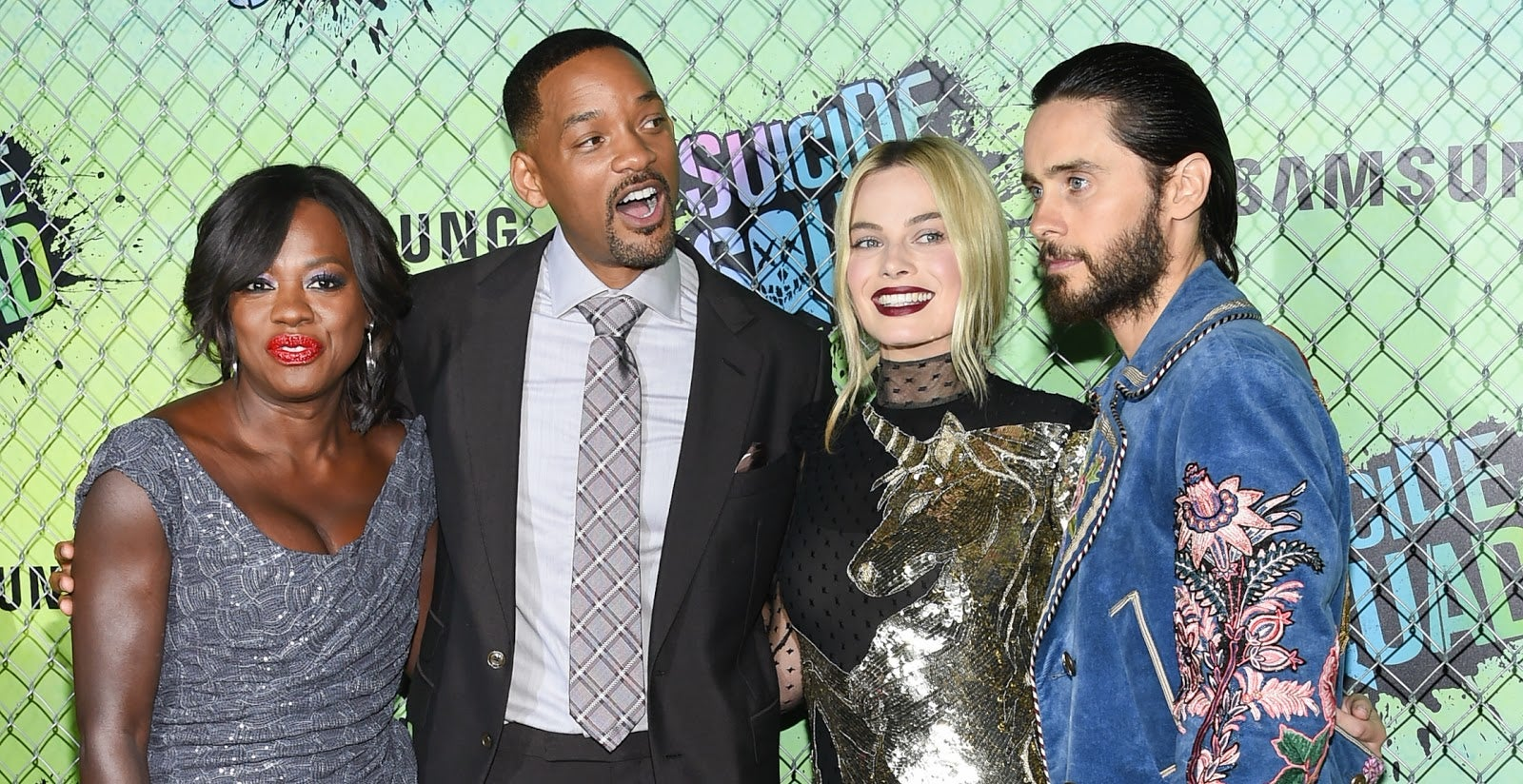 Suicide SquadFake: Will Smith Did Not Say He Hates Jared Leto (Though We'd Believe It)