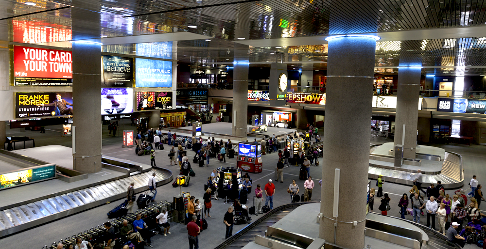 What's the Worst Airport Terminal In America?