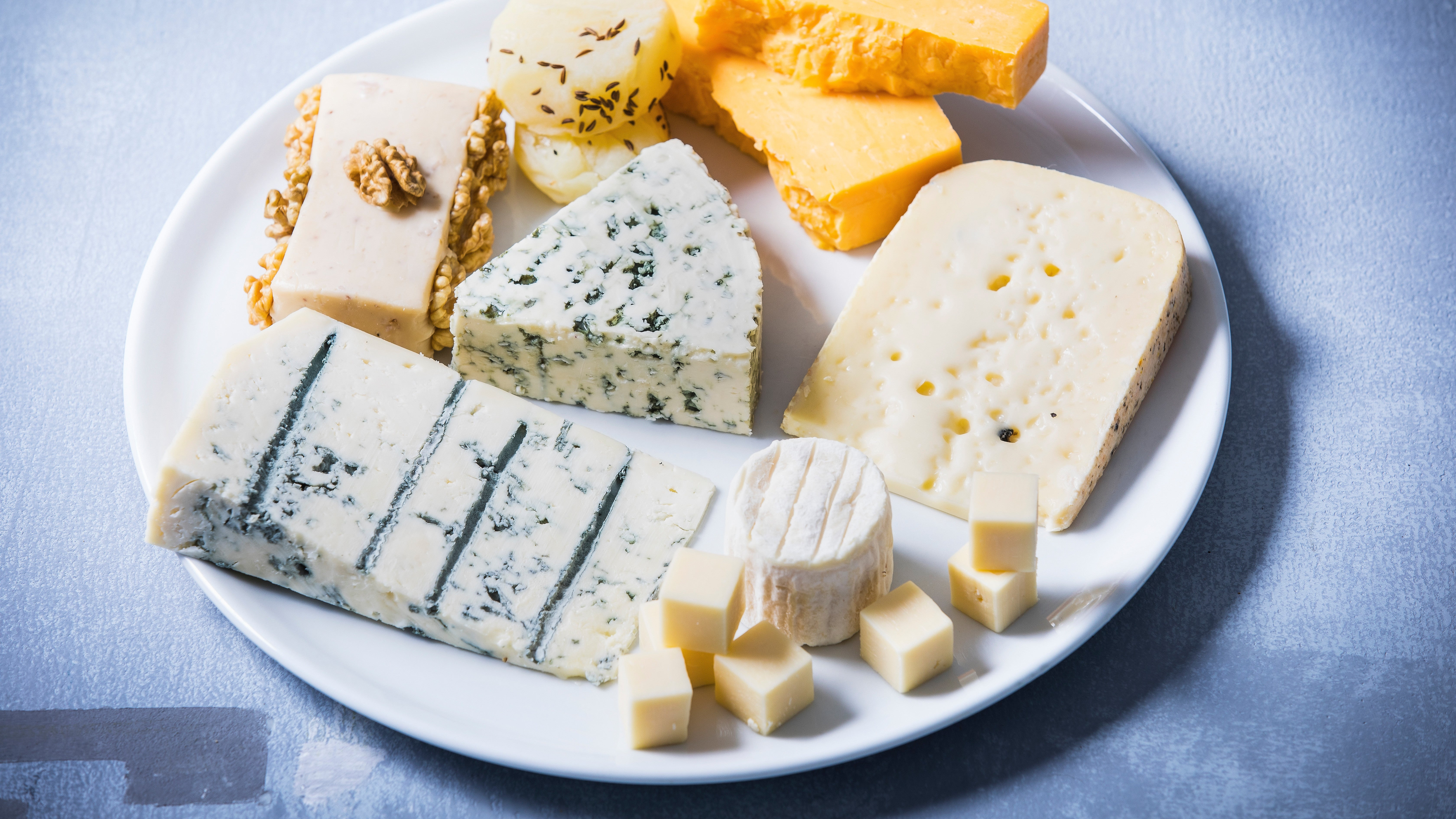 Serve Your Fancy Cheese Board At Room Temperature