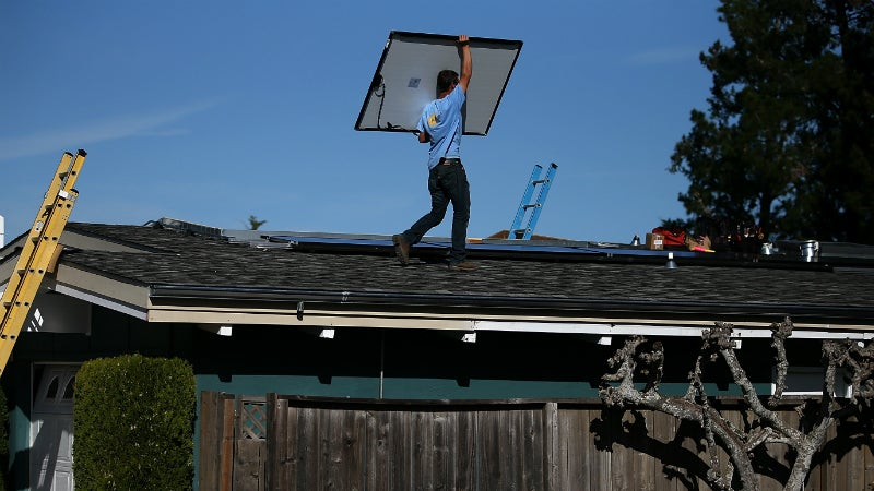 Desperate California Utilities Win Effort to Squeeze Money Out of Solar Customers