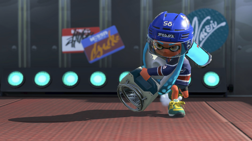 Splatoon 2's Post-Release Guns Are Keeping My Playstyle Fresh