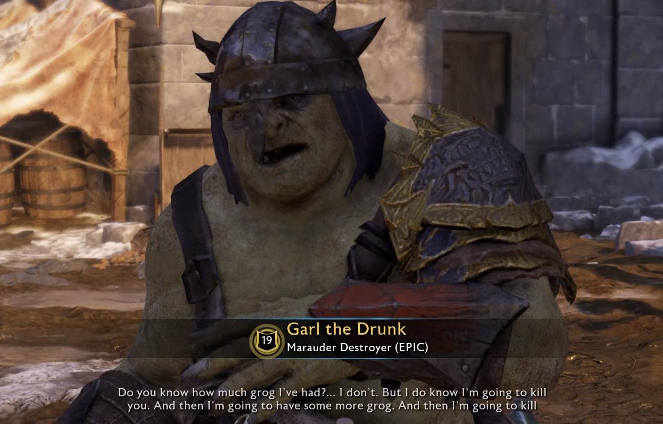 25 Of The Funniest (And Horniest) Shadow Of War Orcs   Kotaku Australia