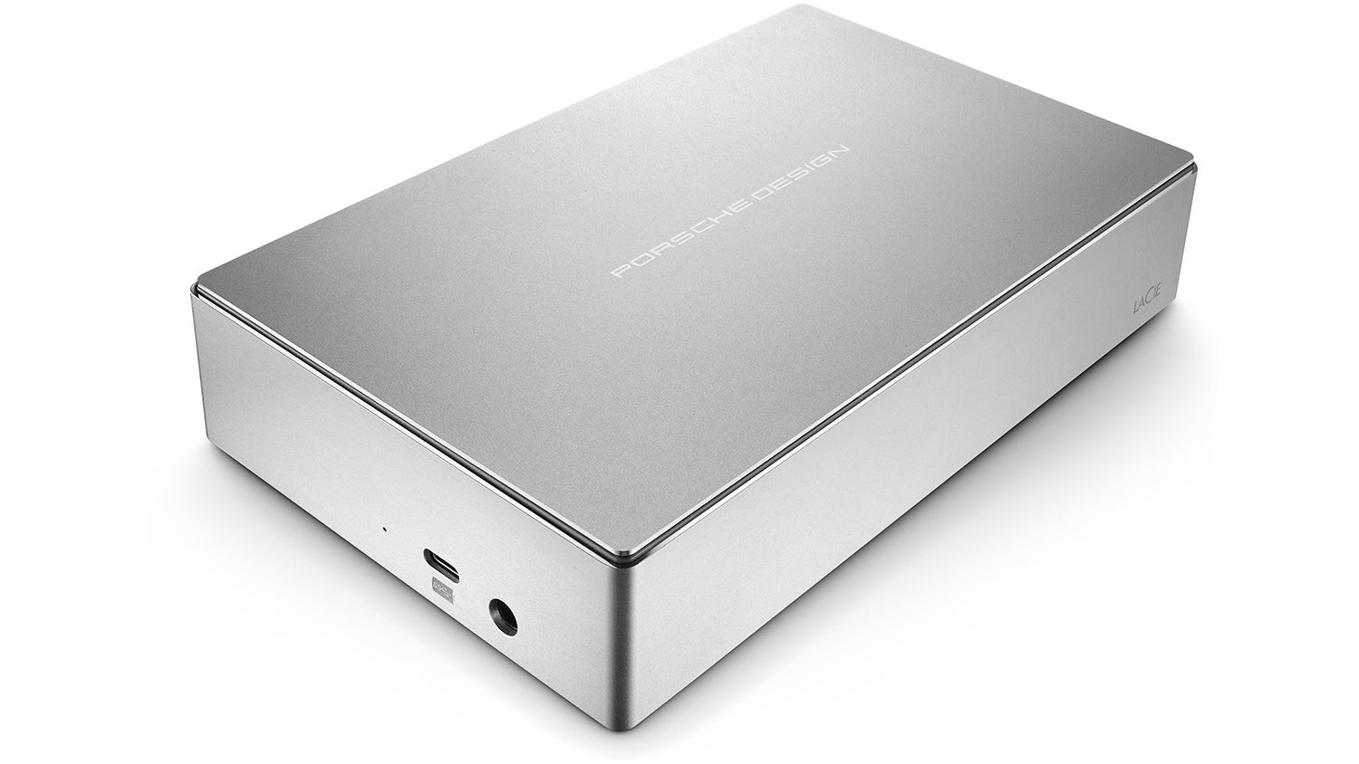 Porsche Design's New Desktop Drive Shares Power With Your 30cm MacBook