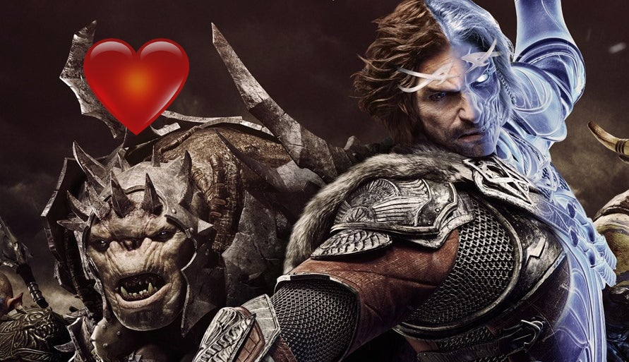 A Very Serious Conversation About Orc Romance In Shadow Of War