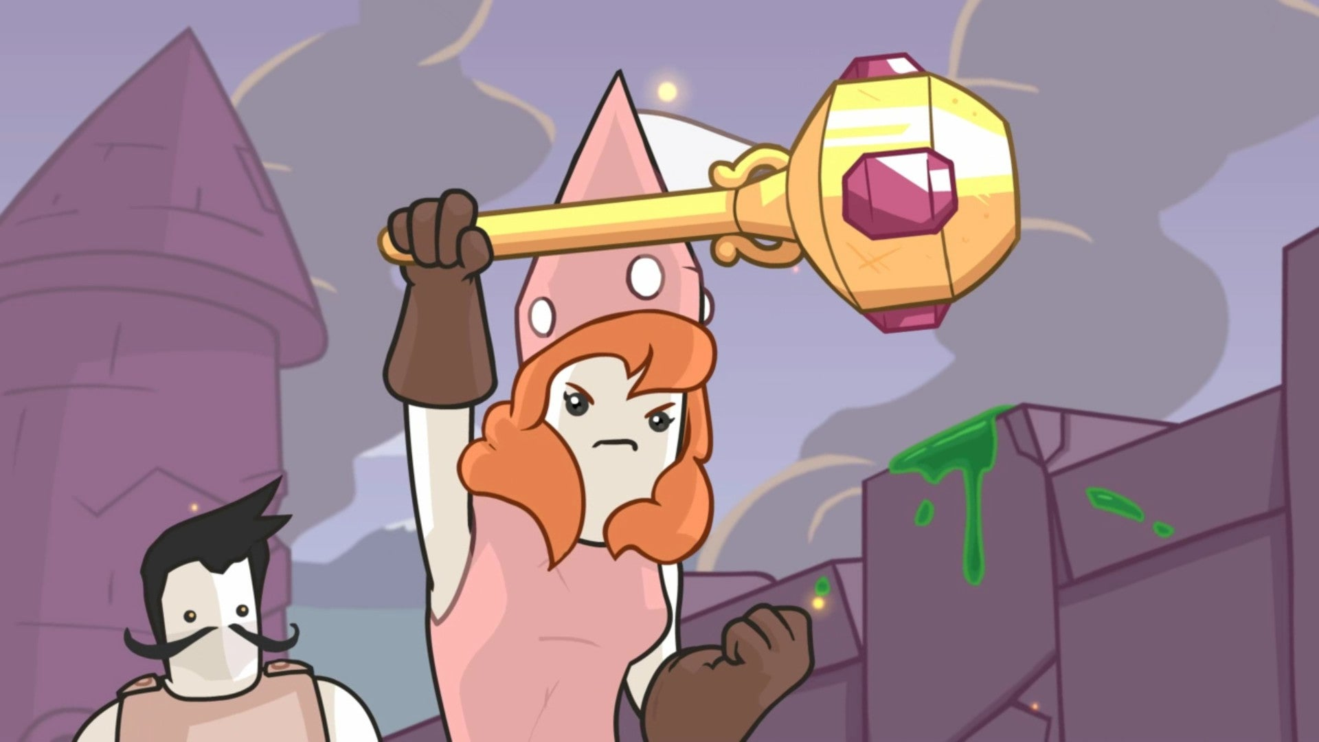Steam's Latest Hit Is Tactical Madness From The Makers Of Castle Crashers