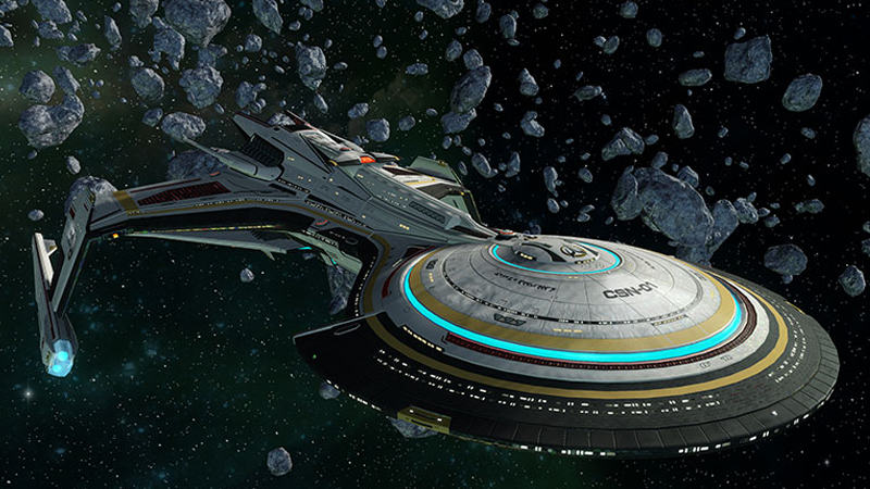 This Star Trek Online Ship Is Slowly Breaking My Brain