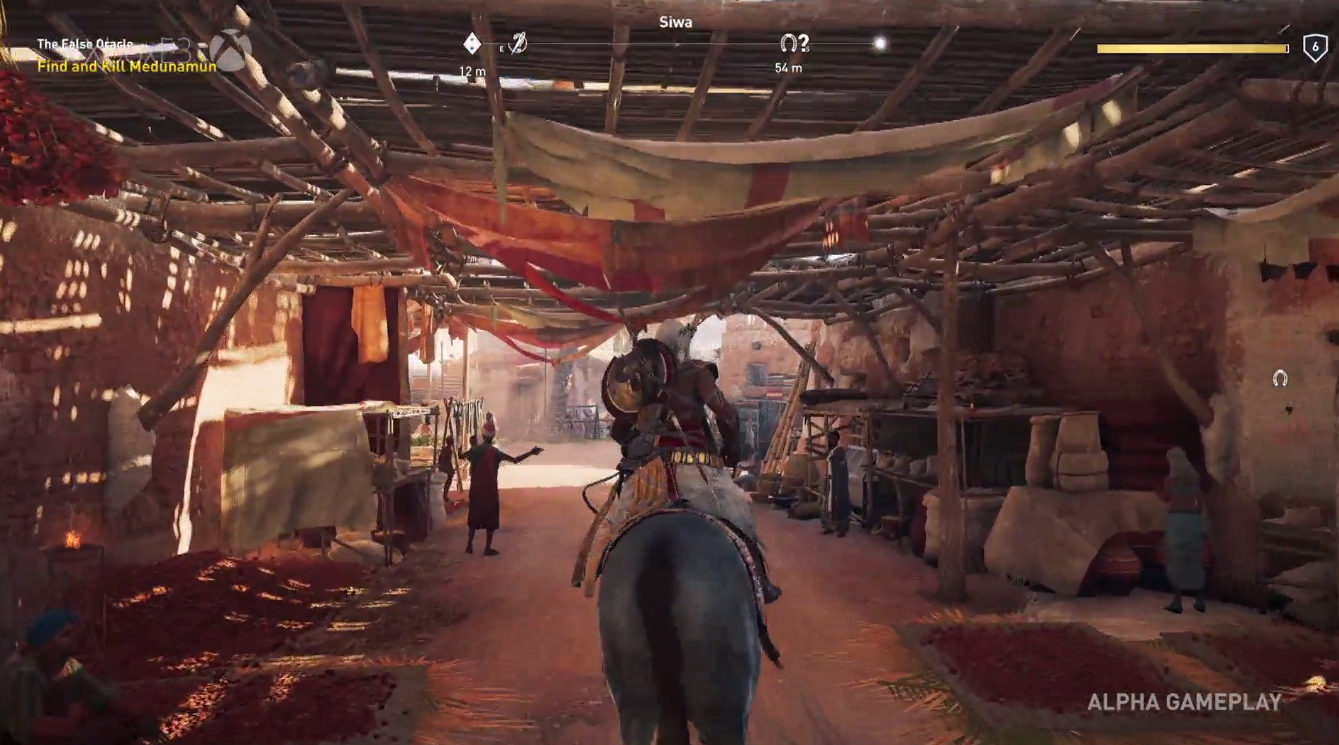 Assassin S Creed Origins Finally Announced For Real Set In Egypt