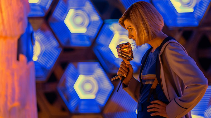 Doctor WhoCould Be Moving To A New Timeslot