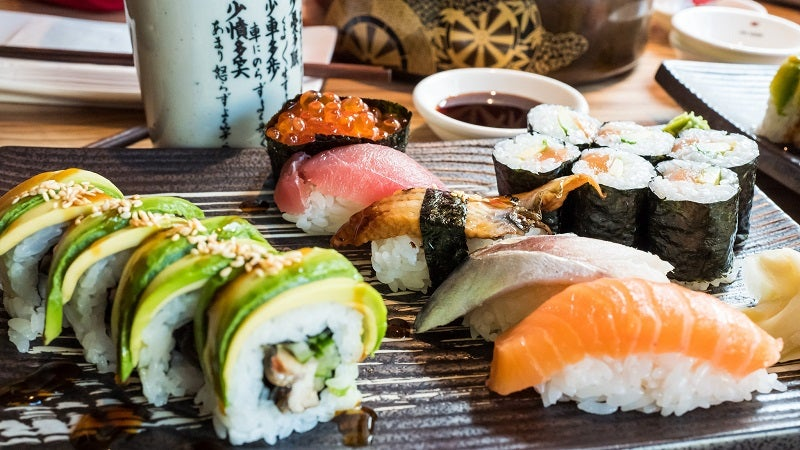 How To Enjoy Sushi Without Getting Infested With Parasites