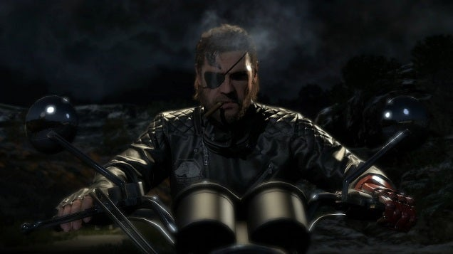 Watch The Metal Gear Solid V Show Live, Right Here (UPDATE: Over)