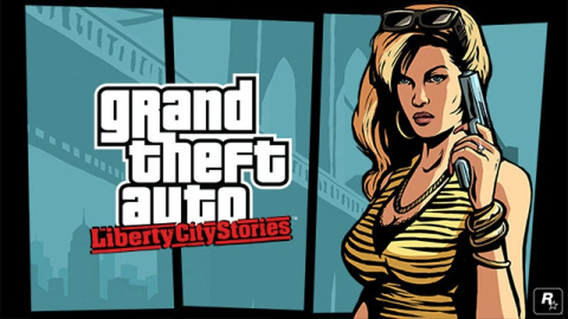 Grand Theft Auto: Liberty City Stories Hits iOS, Also Coming To Android
