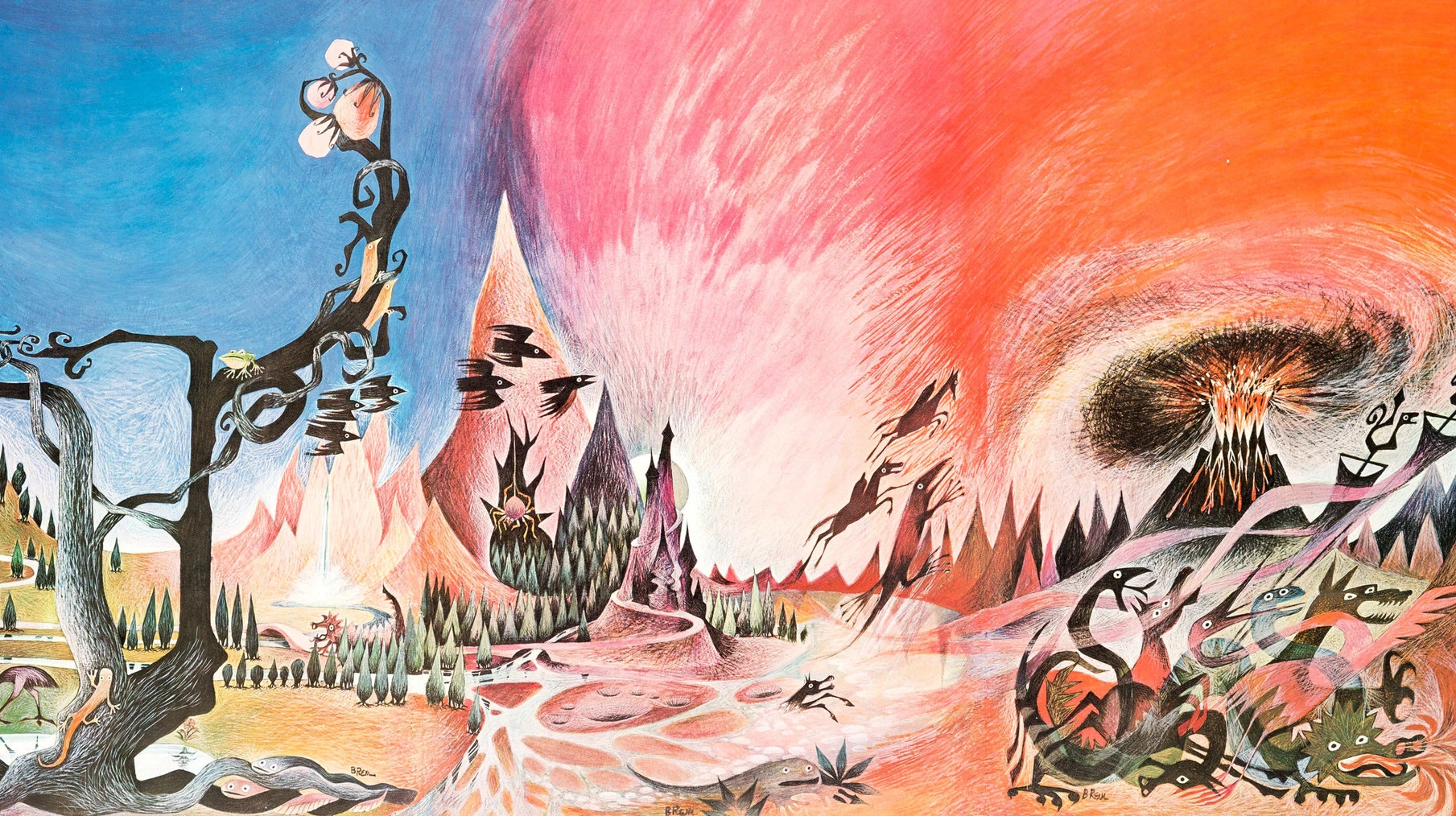 Barbara Remington, Whose Lord Of The Rings Illustrations Were Beloved By Everyone Except Tolkien, Has Died