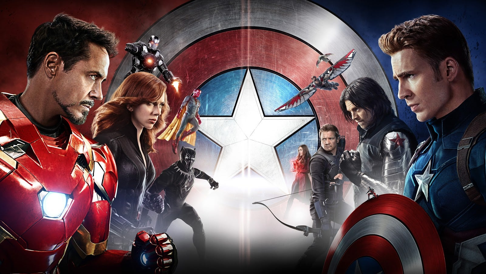 What We Liked and Loved About Captain America: Civil War