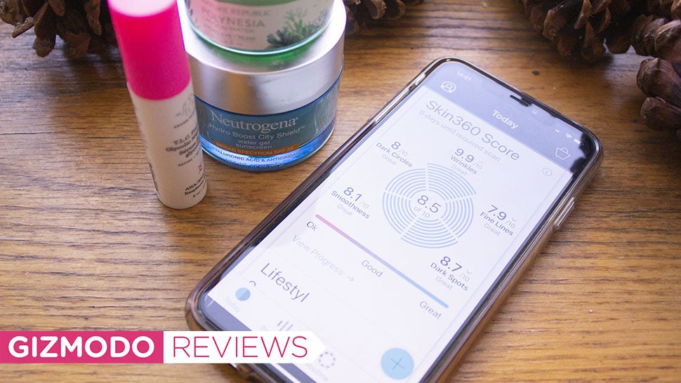 Neutrogena's Free Skincare App Actually Works…Mostly