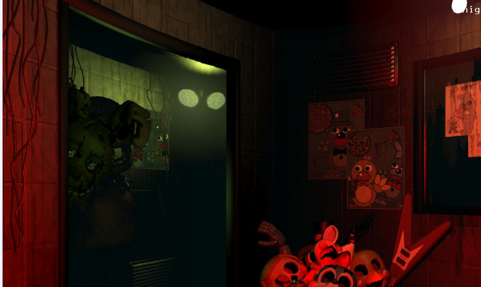 How To Get The Good Ending In Five Nights at Freddy's 3