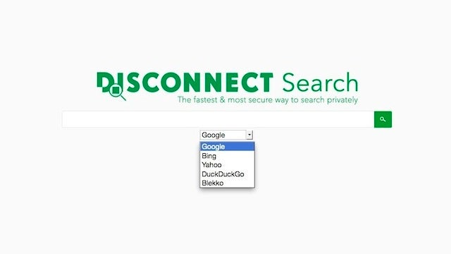 Disconnect Search Leaves Beta, Makes Web Search Private and Encrypted