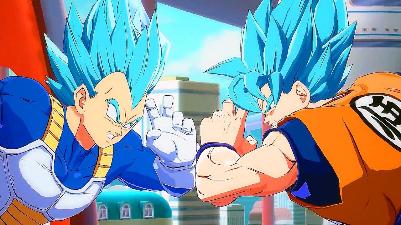 The Best Players In Fighting Games Are Meeting In Dragon Ball FighterZ