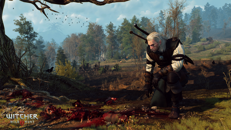 Confessions of a Witcher 3 Newbie