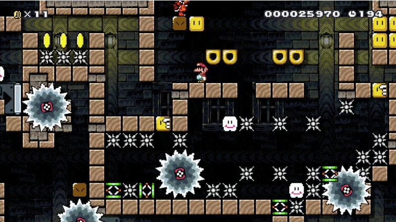 Mario Maker Level Named After 'Unsolvable' Maths Problem Lives Up To Its Name