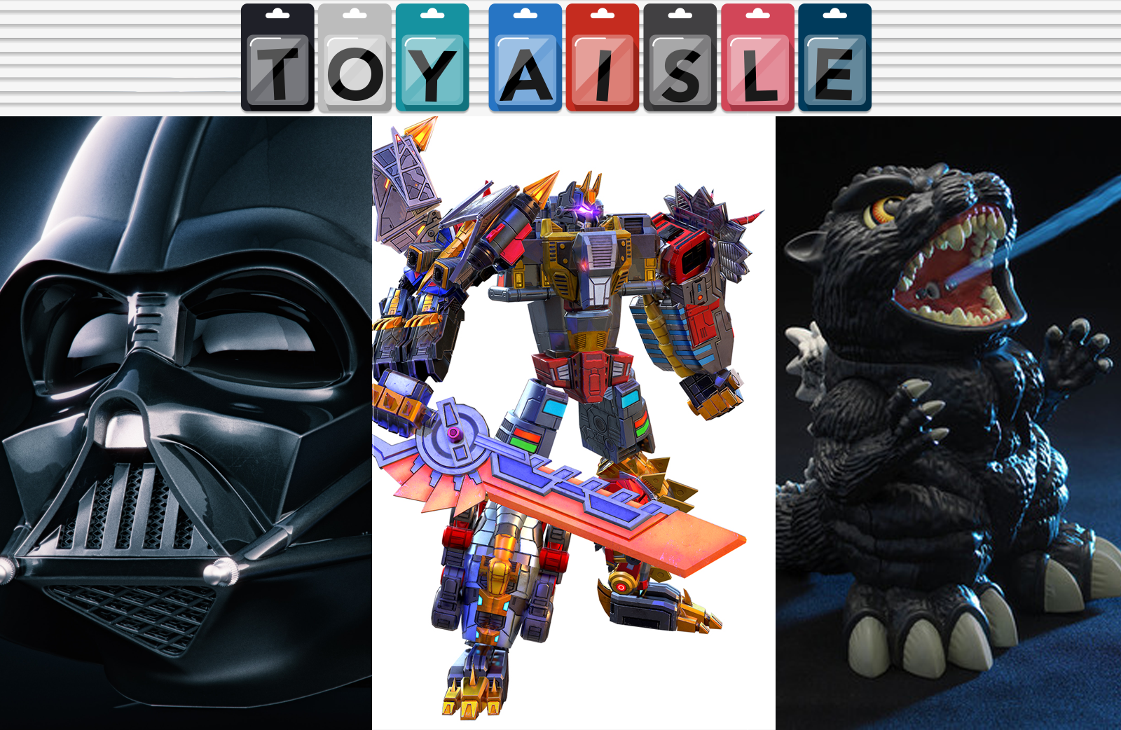 The Mother Of All TransformersDinobots, And More Of The Best Toys Of The Week