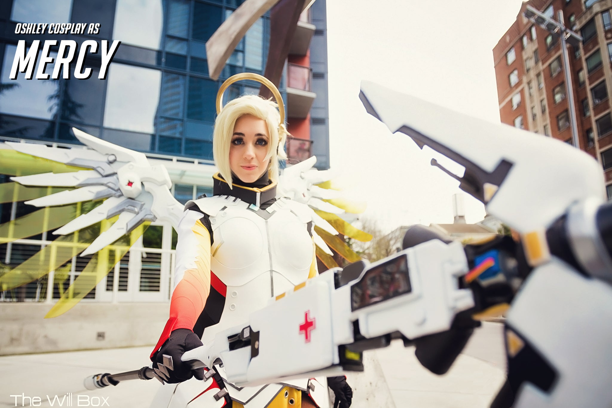 Overwatch Cosplay Will Never Forget The Butt Pose