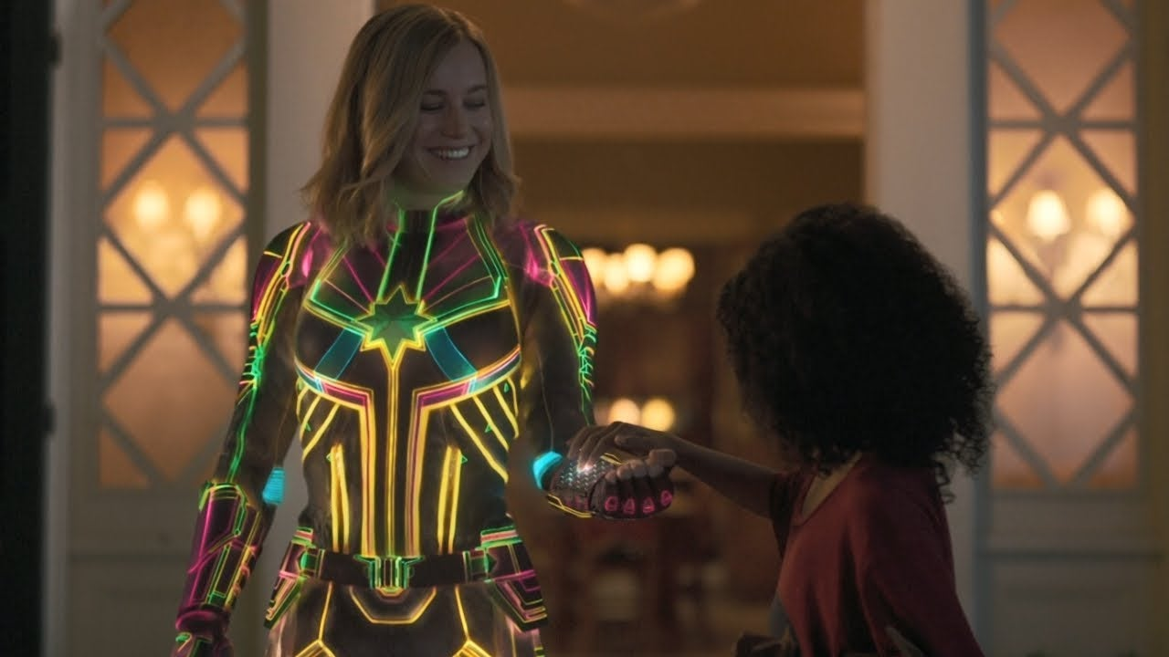 The Captain Marvel Sequel's Connection To WandaVision Could Be Growing Stronger