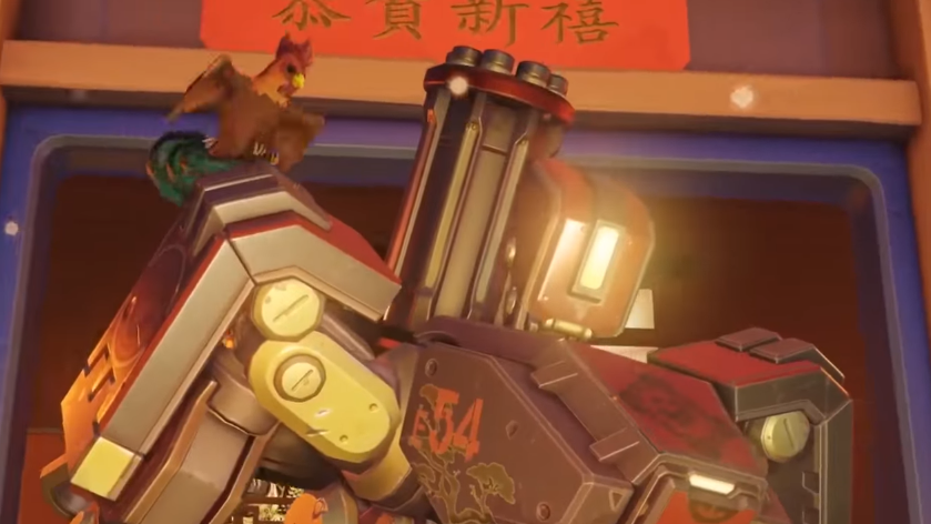 Overwatch S Lunar New Year Event Is Now Live Here S What S In It