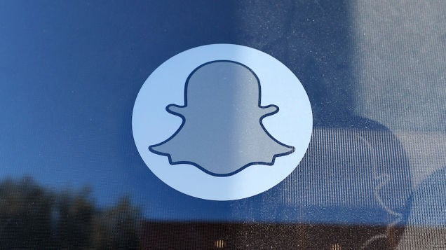 A Third-Party App May Have Leaked Tens of Thousands of Snapchat Photos