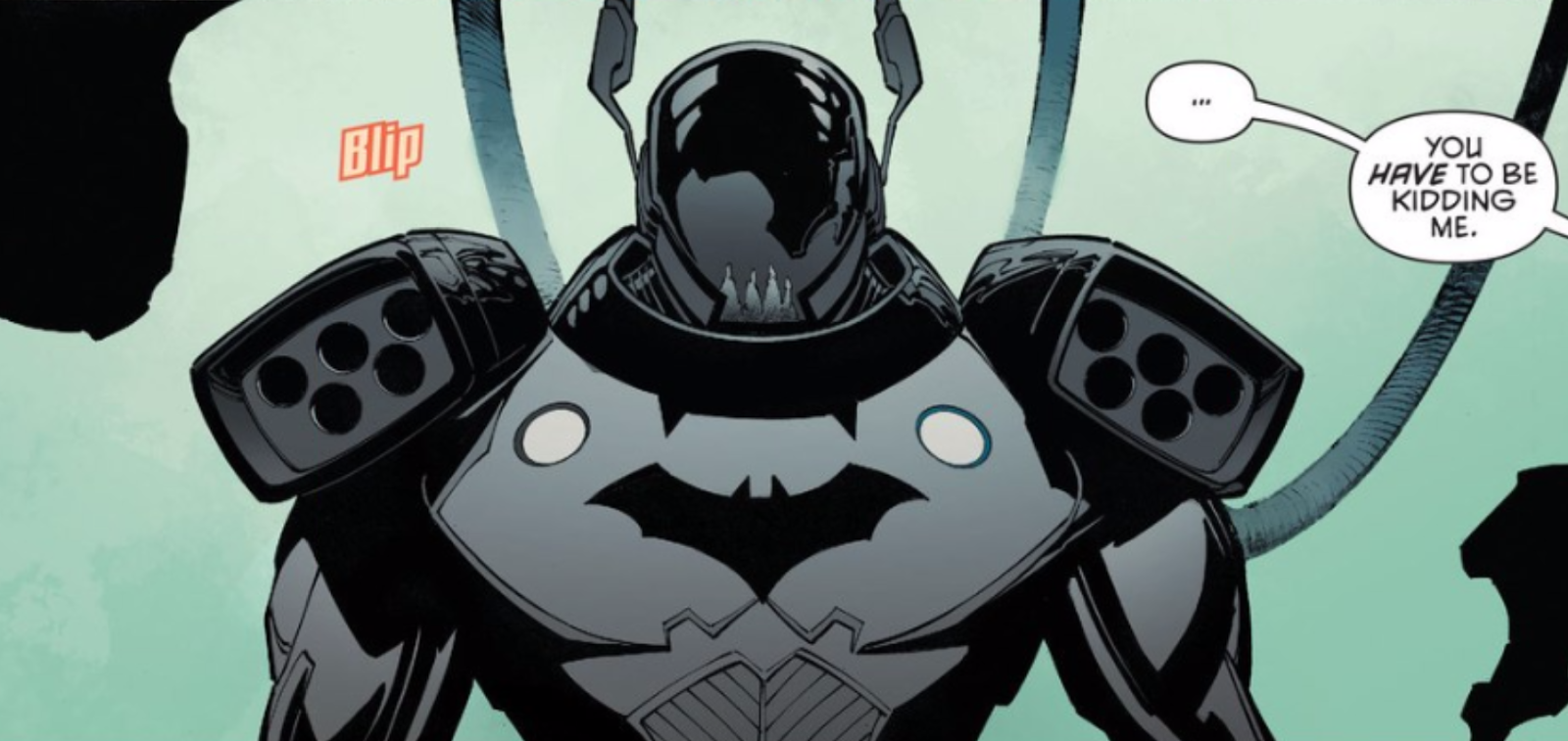 The New Batman Isn't Bruce Wayne, And That's Great