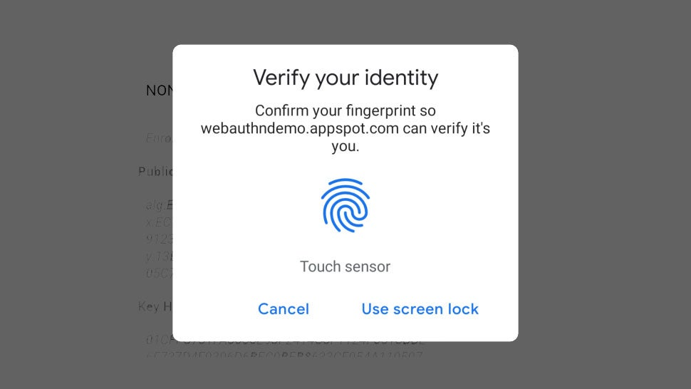 Google Brings 2FA Fingerprint Support To Its Web Browser With Chrome Beta 70