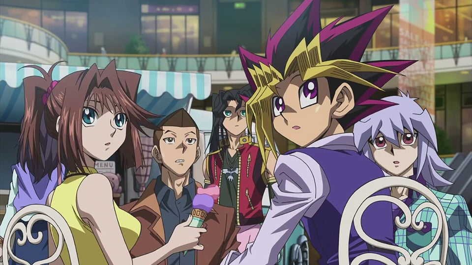 The Original Yu-Gi-Oh! Crew Returns for One Last Ride