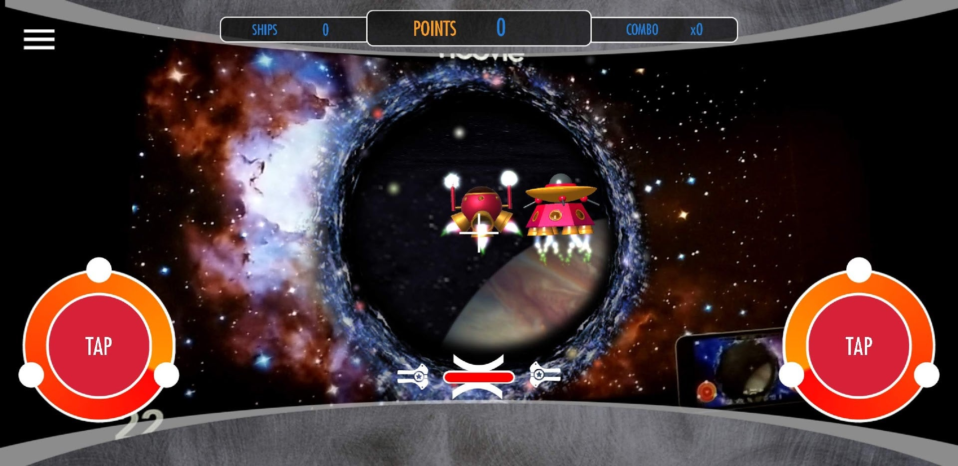 Playing Those Weird Movie Theatre AR Games That Appear Before Films