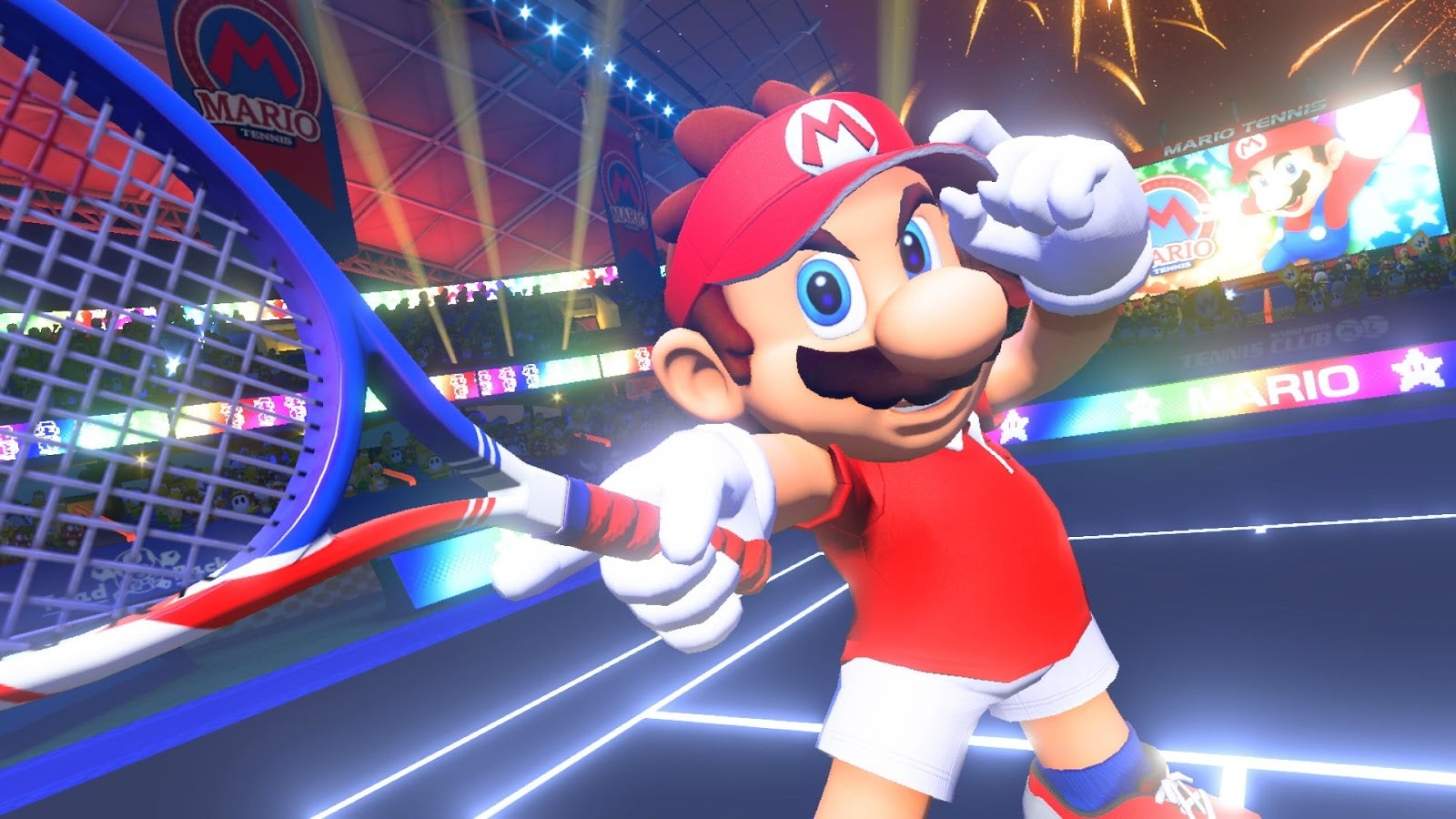 The New Mario Tennis Is Definitely A Fighting Game