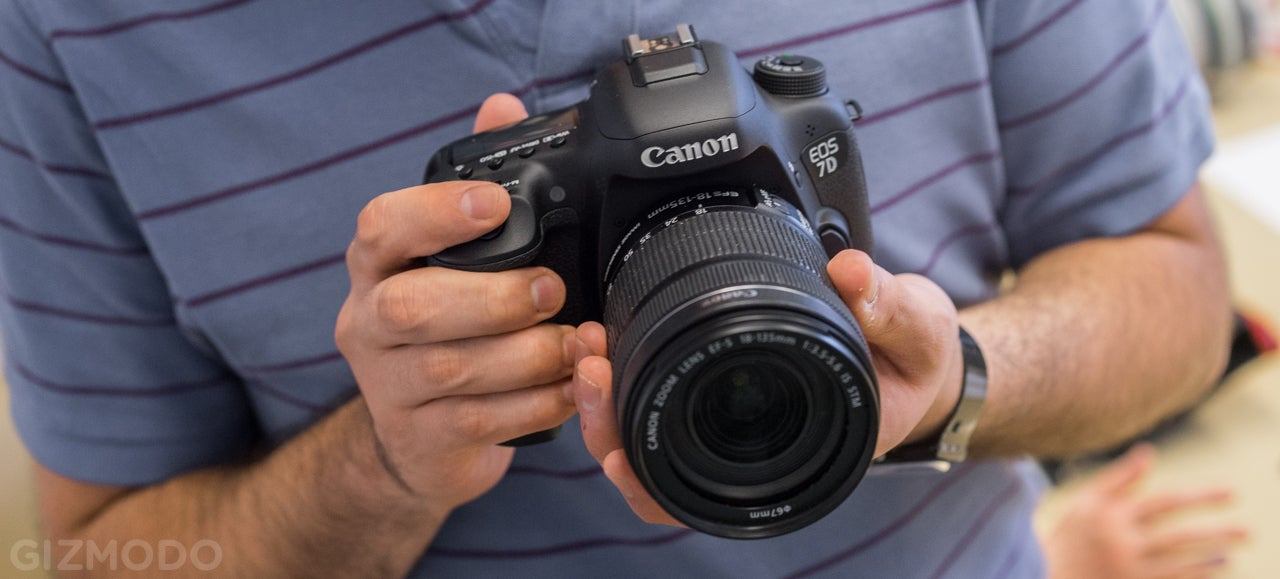 Canon 7D Mark II: Hands On And Test Shots