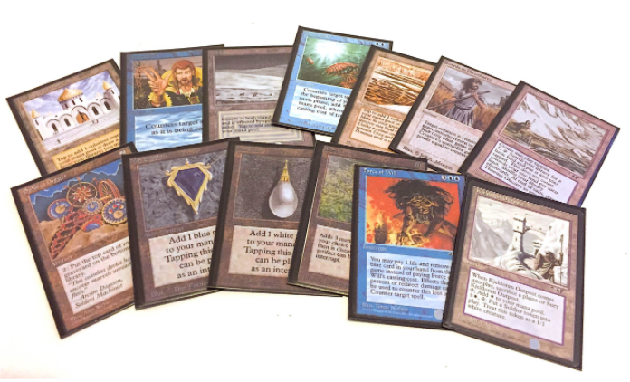Fan-Organised Magic: The Gathering Tournament Only Allows Cards From 1996