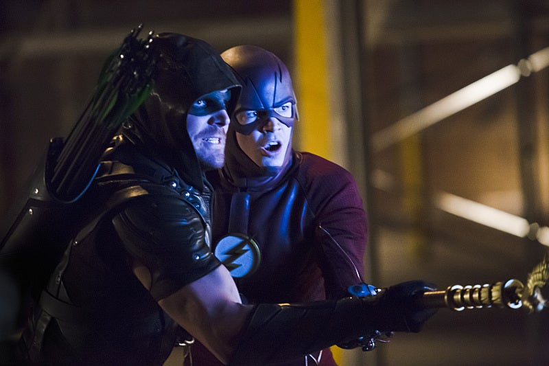 'Arrow' season 5 spoilers: Oliver and Felicity's relationship teased