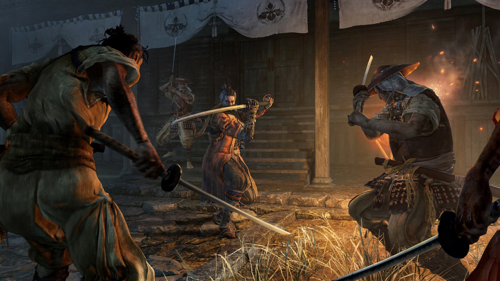 Sekiro Multiplayer Mod Lets Friends Die Horribly, Together
