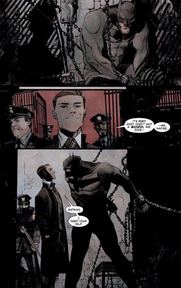 Batman White Knight Creator Sean Murphy Explains The
