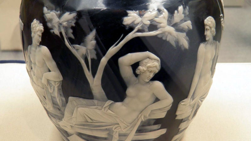 Historians May Have Been Wrong About This Ancient Roman Vase For Centuries
