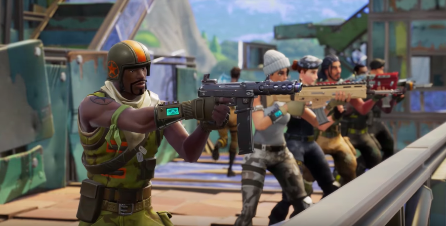 Fortnite Battle Royale's New 50 Vs 50 Mode Is Awesome