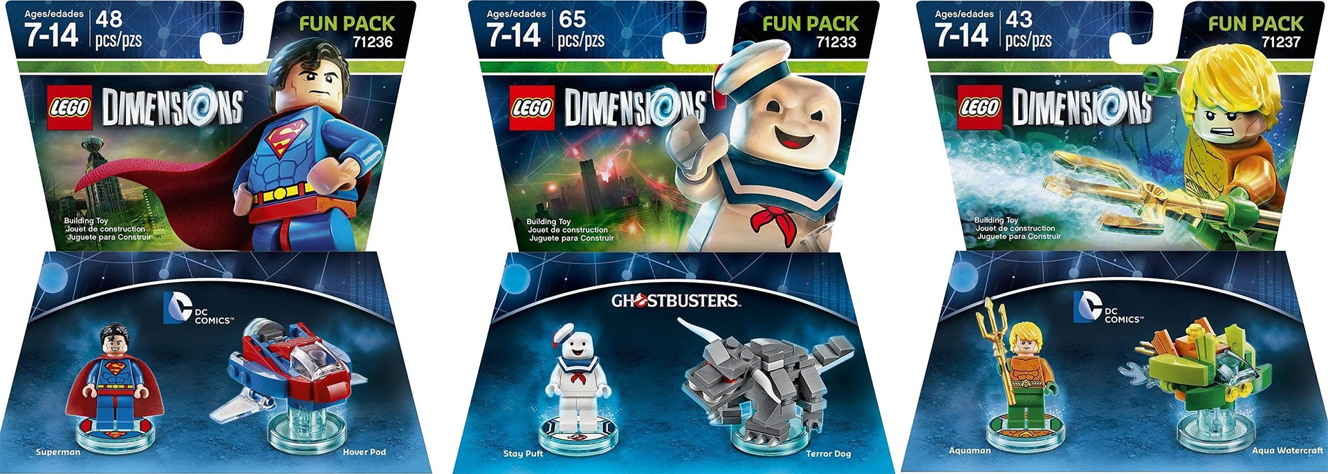 LEGO Dimensions' Final Adventure World Is An Arcade Wonderland