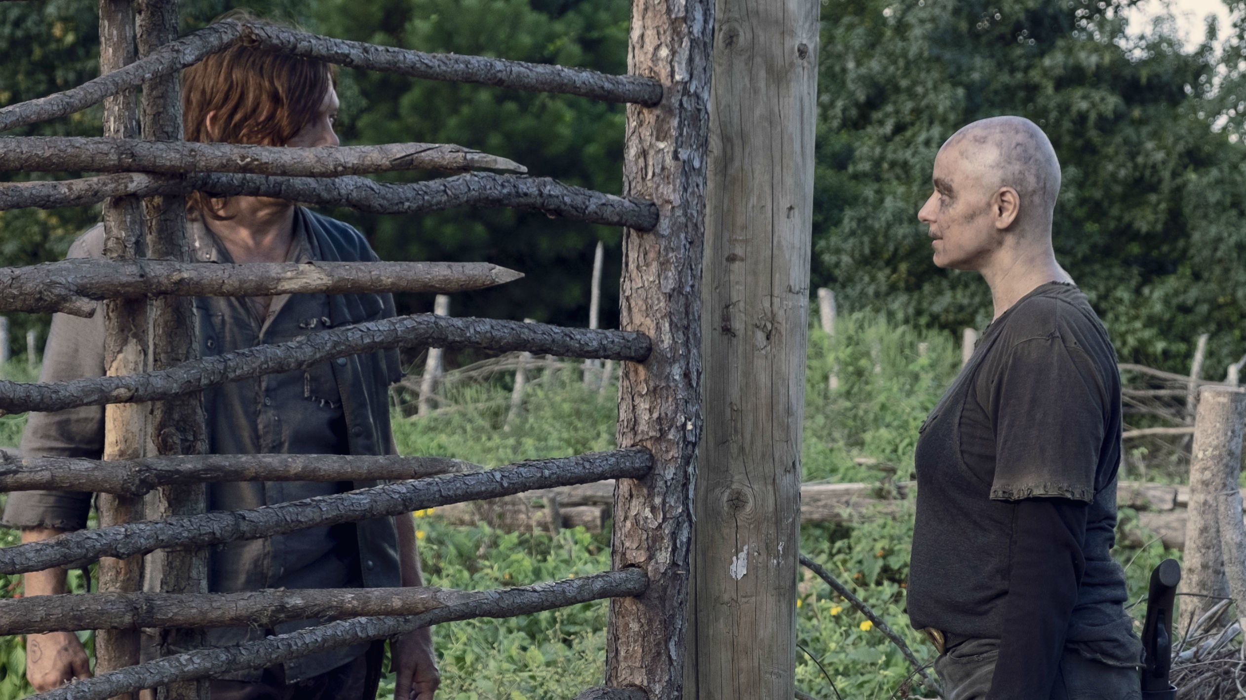 The Walking Dead Just Raised 2 Powerful, Interesting Questions About Its World