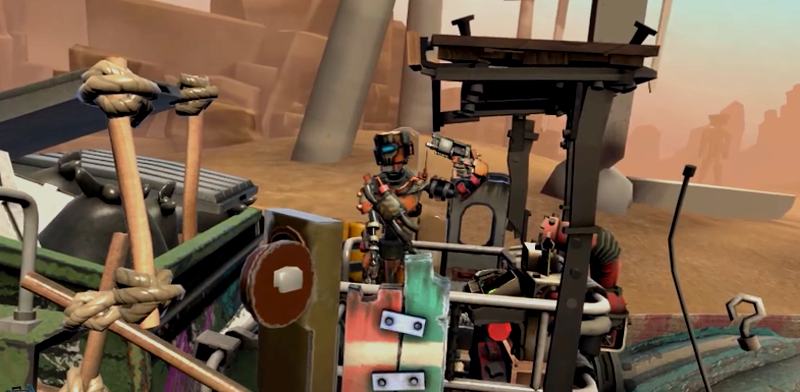 Why One VR Game Is Letting Players Shoot Themselves In The Head