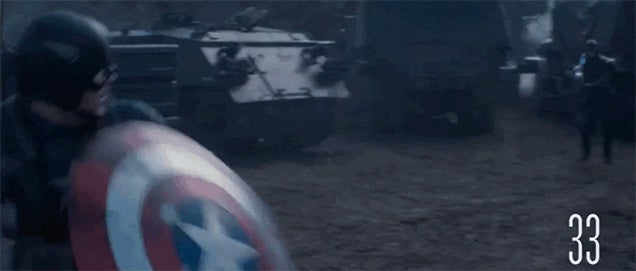 How Many People Has Captain America Killed in the Marvel Movies?