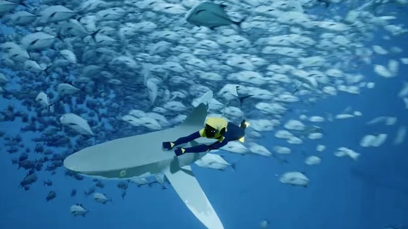The Beautiful Exploration Game Abzu Flew Under The Radar At E3