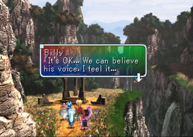 Let's Talk About Star Ocean 2