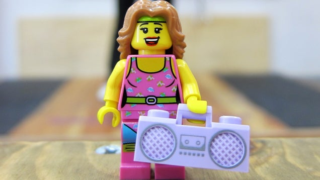 Fitness Is Like LEGO: You Build It Brick By Brick
