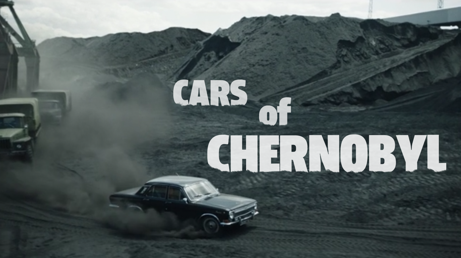 Chernobyl's Cars Paint A Fascinating And Grim Picture Of Soviet Life